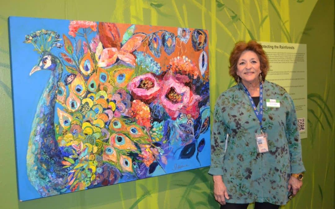 Museum Moment: Meet Pat Gregan, Volunteer Coordinator
