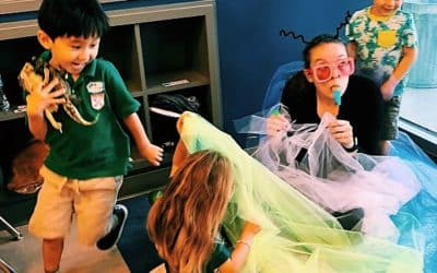 Theatre for little ones returns to the i.d.e.a. Museum