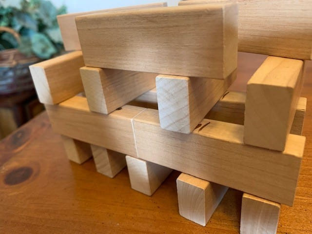 Skill Builders: Building Blocks