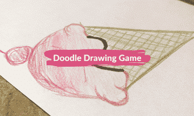 Doodle Drawing Game
